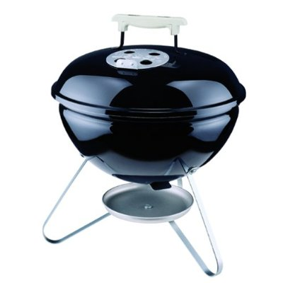 A Weber Smokey Joe Grill is a Small Grill that Cooks Big