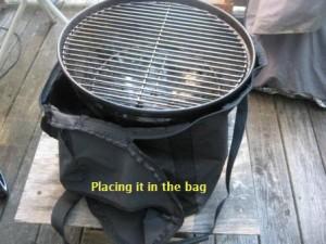 Weber Smokey Joe Bag