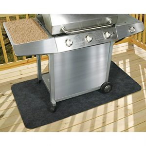 Can I Use My Charcoal Grill On A Wooden Deck