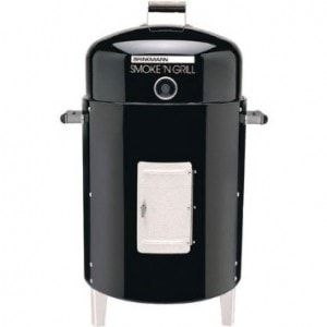 A Brinkmann Smoke N Grill will get your Barbecue on Affordably