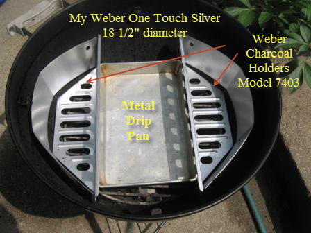 Weber Charcoal Holders Will Clearly Define Your Grilling
