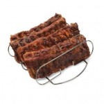 A Weber Rib Rack is the Perfect Accessory for your BBQ Grill
