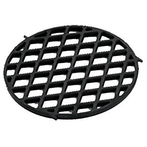 A Weber Gourmet Sear Grate will help you Grill like a Pro